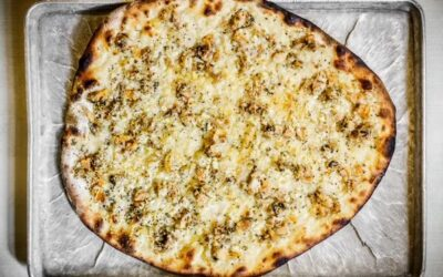 New Haven Style Apizza Char Explained: It's not burnt, it's char!