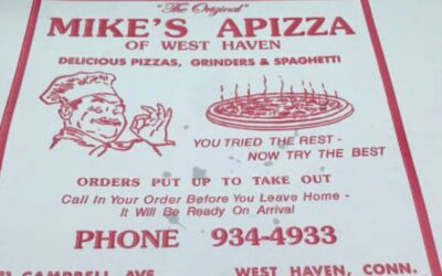 History of Mike's Apizza, West Haven, CT