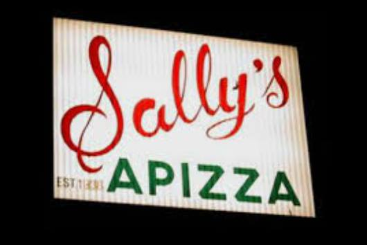 History of Sally's Apizza, Wooster Street, New Haven, CT